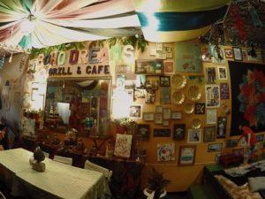 Boho Dreams Grill & Cafe インテリア