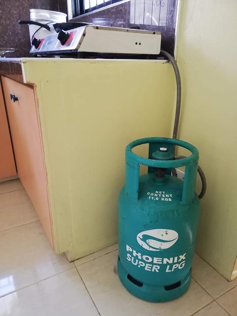フィリピン ガスの買い方