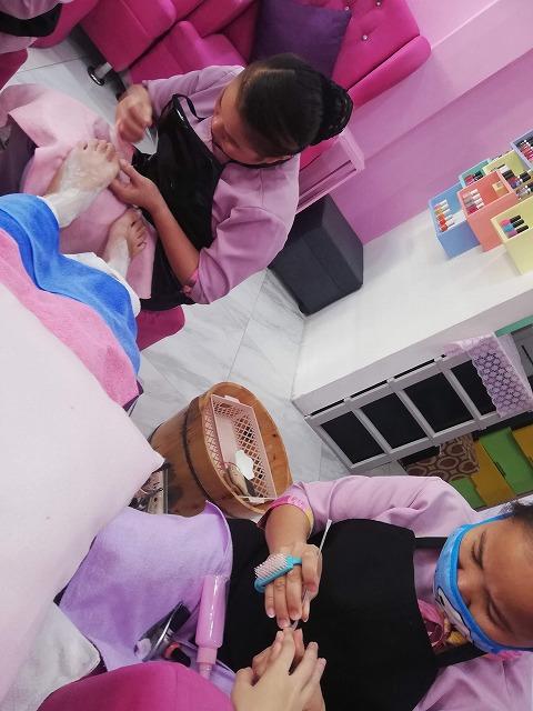 Paint and Polish Nail House サービス