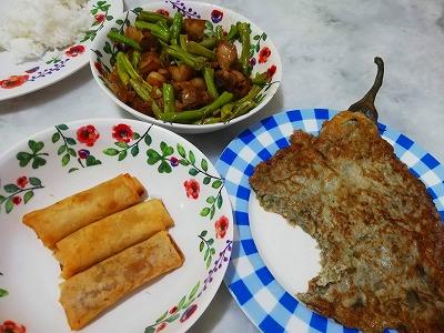 フィリピン 家庭料理