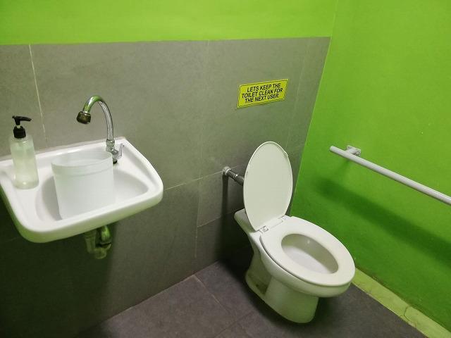 ハイパーマート 多目的トイレ