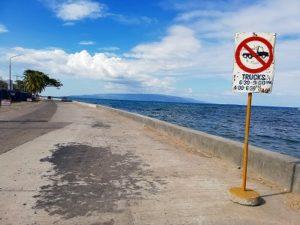 ドゥマゲテ 海