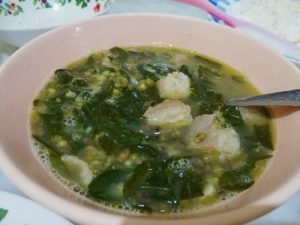 フィリピン モンゴスープ