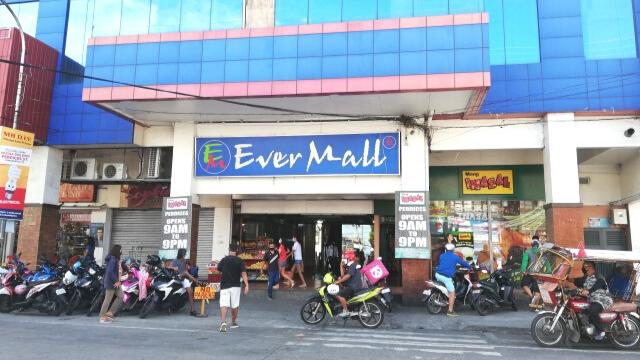 ドゥマゲテのモール Ever Mall